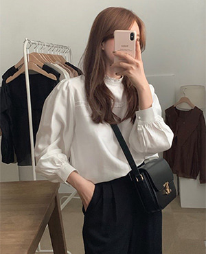 melo blouse (4color) 재진행